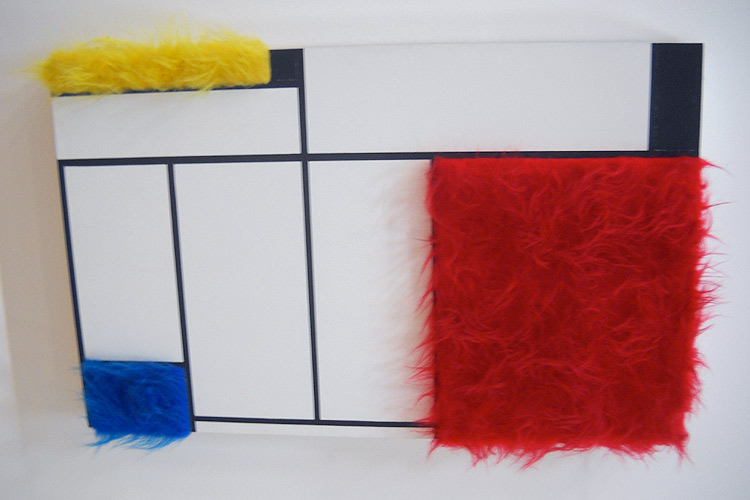 A Mondrian Before The Haircut The Artsology Blog