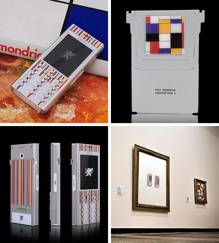 Mobiado Mondrian phone