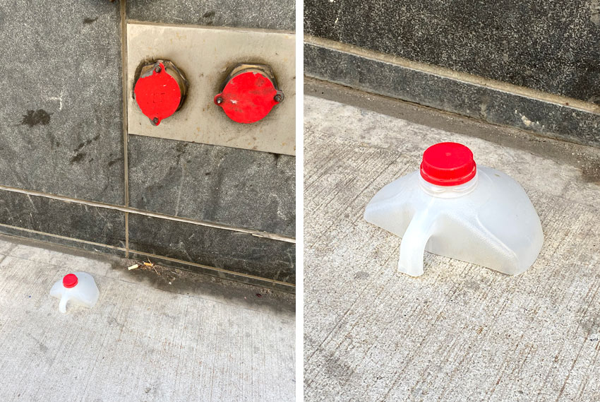red cap still life west 26th street chelsea nyc