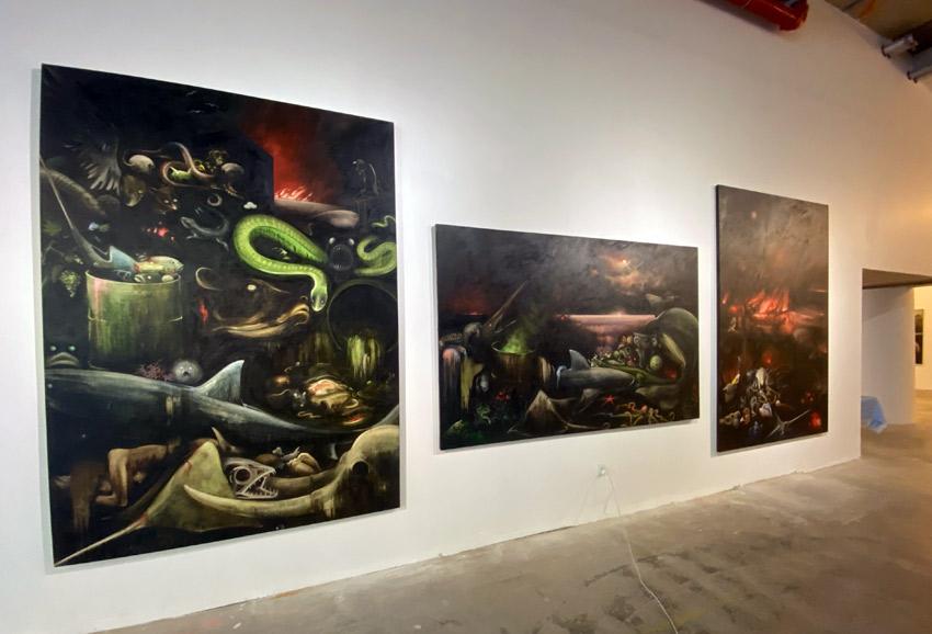 Paolo Pelosini paintings