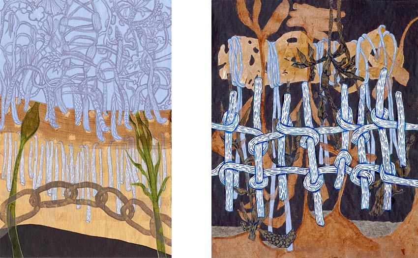 Laura Sharp Wilson paintings