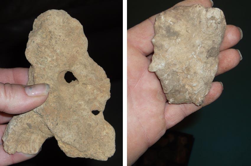 face effigy stone profiles