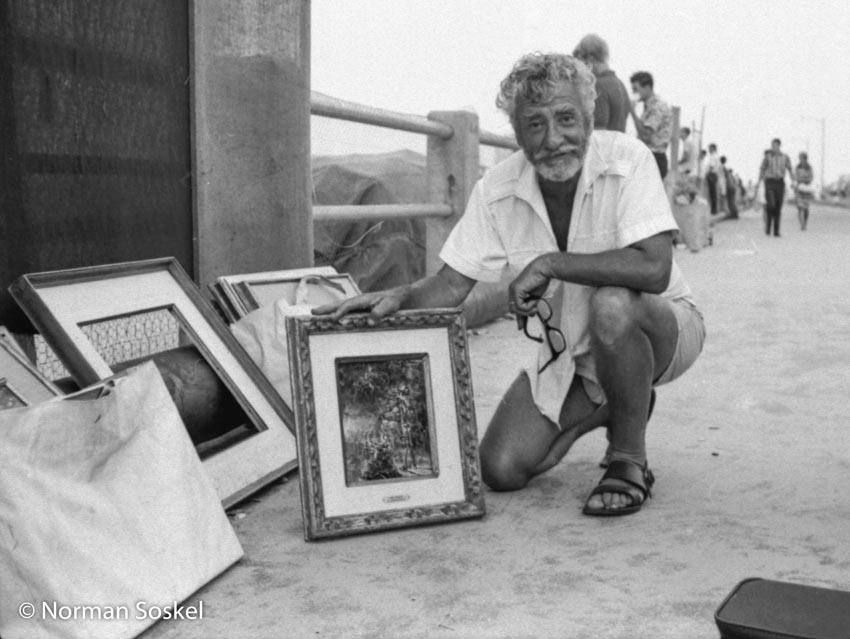 Arrigo Ghedini photo by Norman Soskel