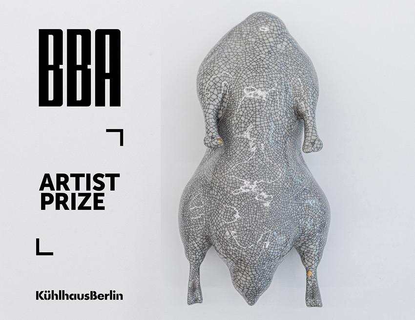 BBA Gallery Berlin Artist Prize 2021