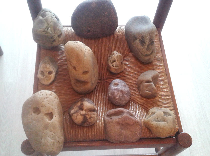 rock art from Basque Country in the South of France